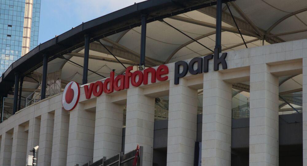 Vodafone Arena'nın tabelası değişti