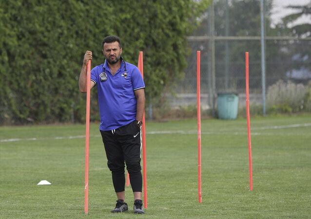 Osmanlıspor Teknik Direktörü Bülent Uygun