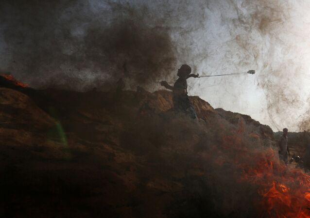 İsrail- Mescid-i Aksa- Kudüs- Filistin