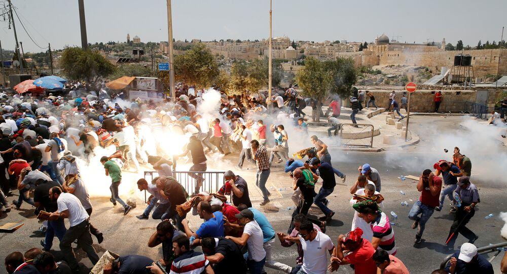 İsrail- Filistin- Kudüs- Mescid-i Aksa