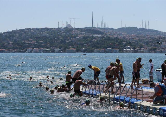 Samsung Boğaziçi Kıtalarası Yüzme Yarışı