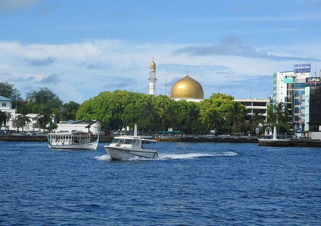 Maldivler'in başkenti Male