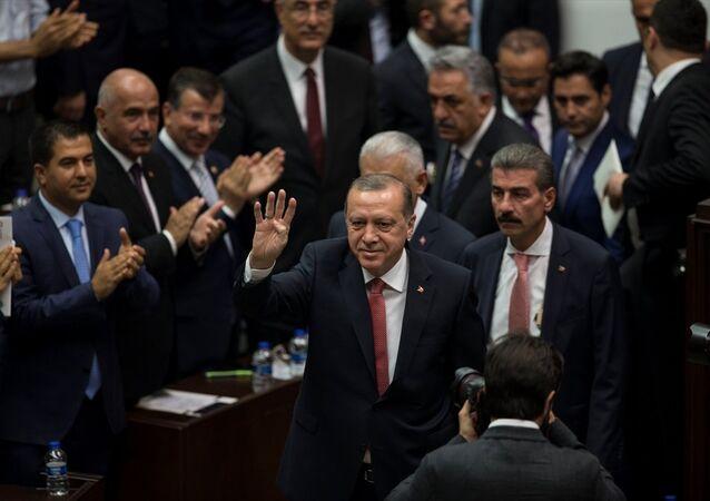 Recep Tayyip Erdoğan / AK Parti Grup Toplantısı