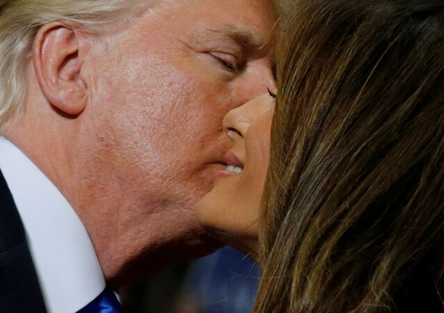 Donald Trump - Melania Trump