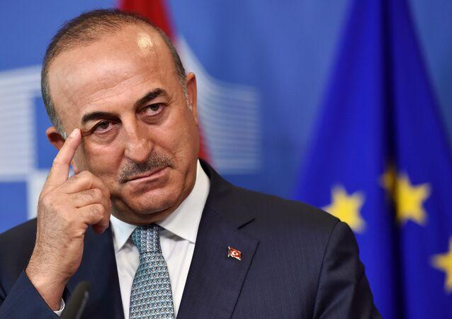 Dışişleri Bakanı Mevlüt Çavuşoğlu - AB