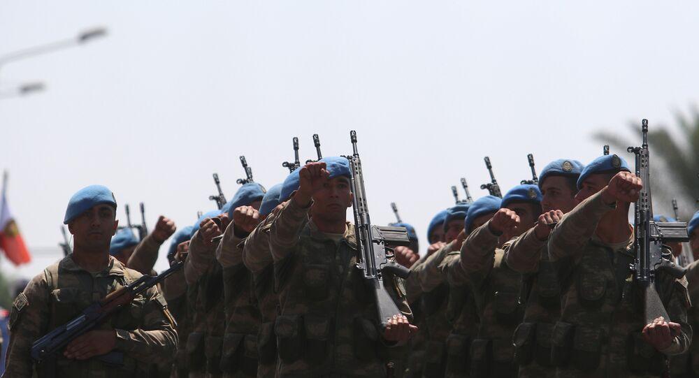 Kuzey Kıbrıs / Türk askeri