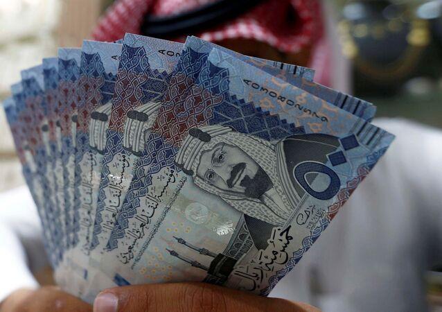 Suudi Arabistan riyali