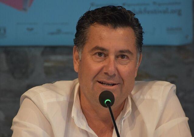 Bodrum Belediye Başkanı Mehmet Kocadon