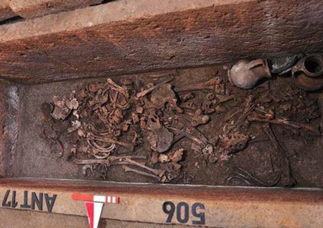 Antik mezar - Balıkesir