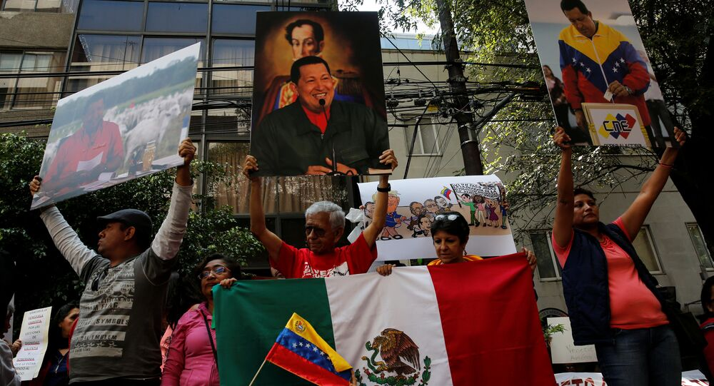 Venezüella'da Kurucu Meclis seçimi