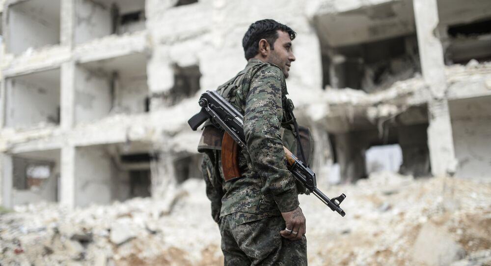 Kobani - YPG