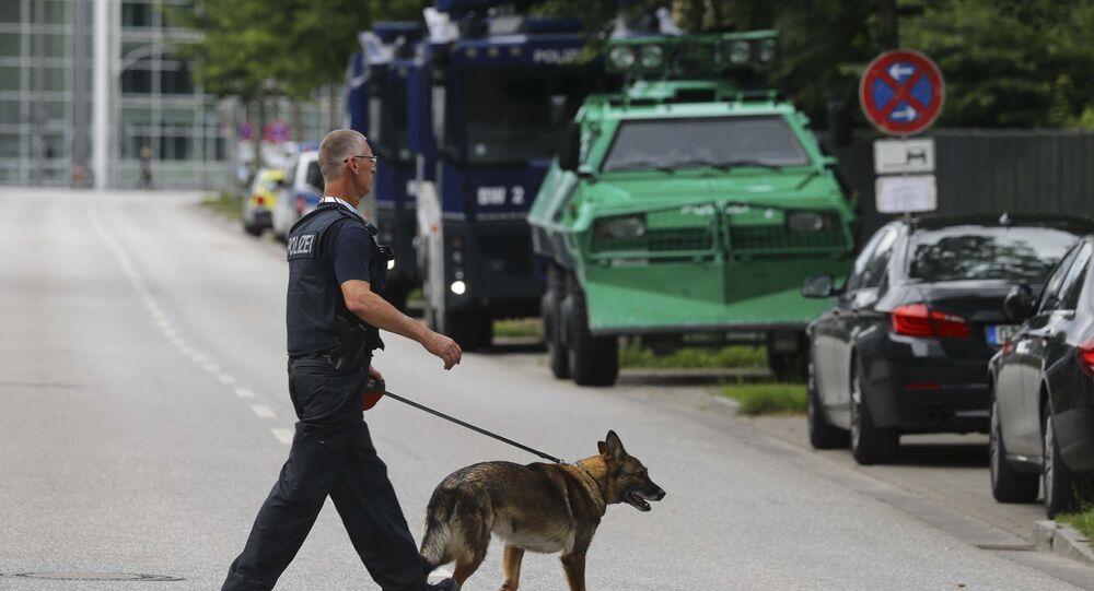 Polis köpeği