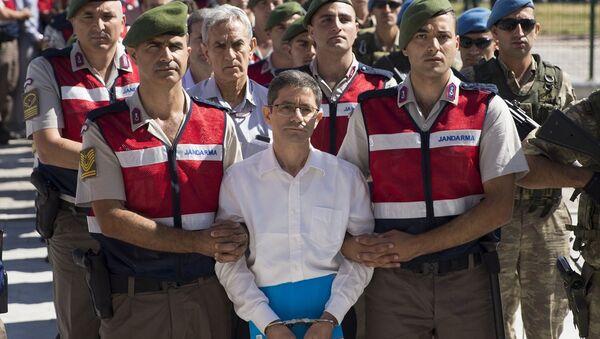 Akıncı Üssü davası - Kemal Batmaz - Akın Öztürk - Sputnik Türkiye
