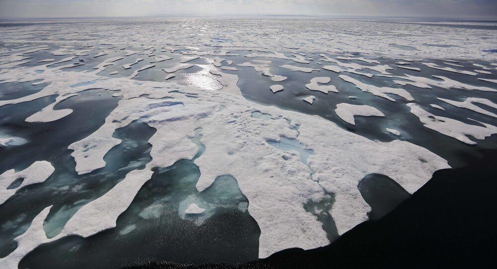 İklim değişikliği sebebiyle her geçen gün daha çok deniz buzu eriyor, Kanada Arktik Adaları