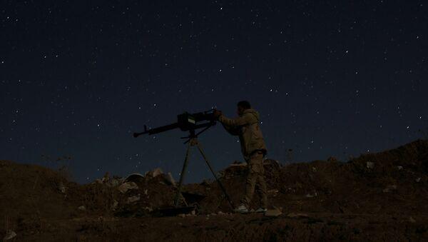 Suriye - Dera'ya bağlı Da'el (Dail) / Özgür Suriye Ordusu (ÖSO) - Sputnik Türkiye