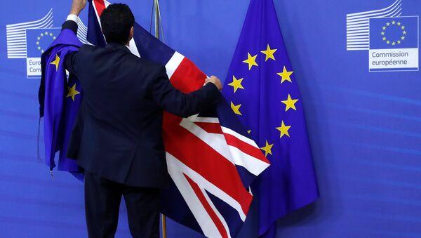 İngiltere- Brexit - Sputnik Türkiye