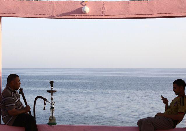 Kızıldeniz kıyısındaki Al Wahj kenti