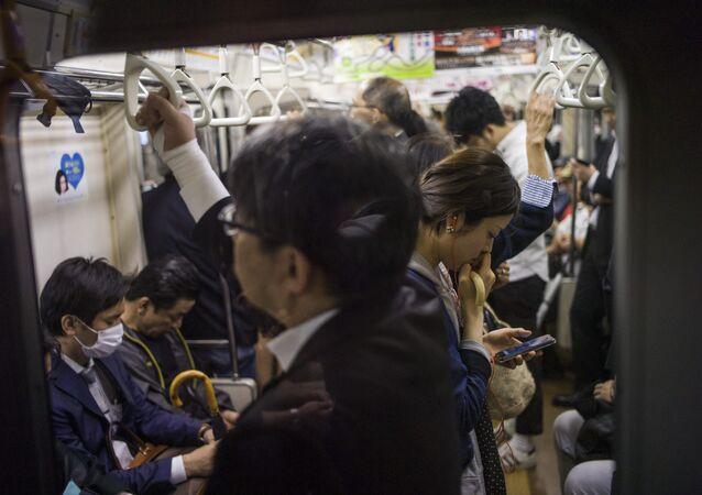 Tokyo metrosu