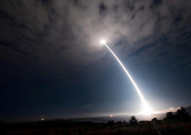 ABD / Kıtalararası balistik füze denemesi