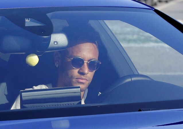 Neymar da Silva Santos Junio