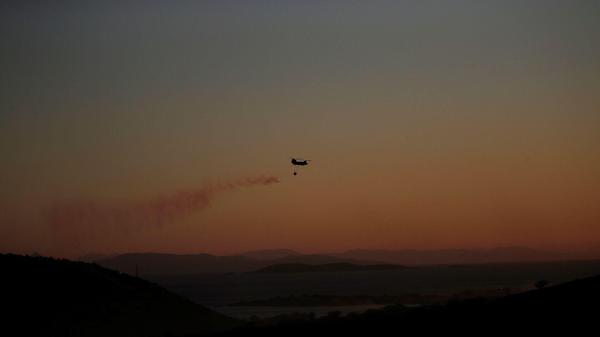 Yangın söndürme uçağı - Sputnik Türkiye, 1920, 30.07.2021