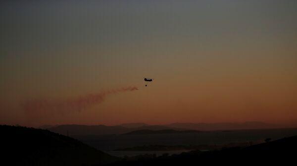 Yangın söndürme uçağı - Sputnik Türkiye