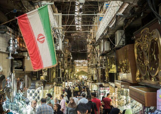 İran / Tahran'daki Kapalı Çarşı