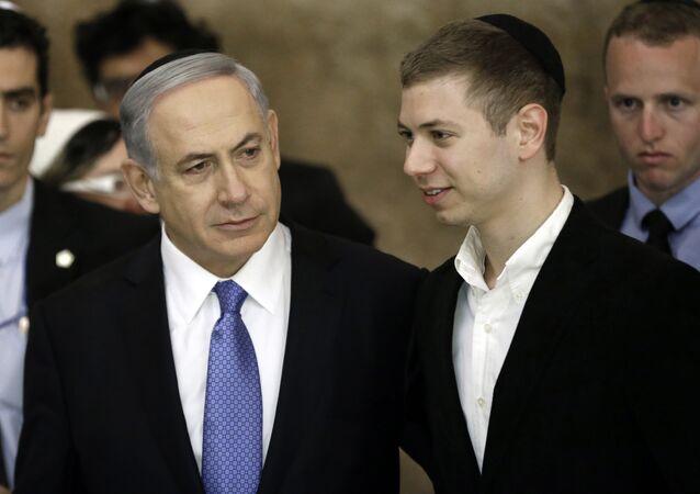 Yair Netanyahu - Benyamin Netanyahu
