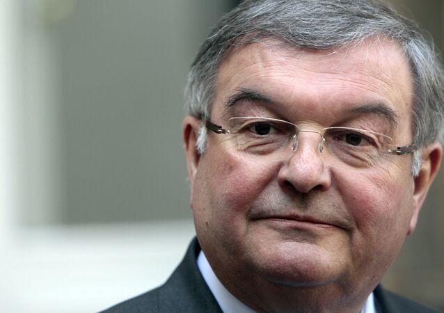 Eski Fransa Adalet Bakanı Michel Mercier
