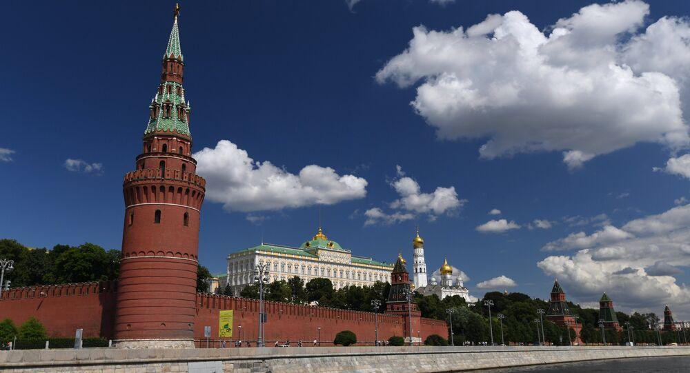 Moskova- Kremlin