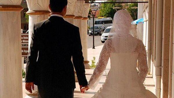 Evlilik - nikah - Sputnik Türkiye