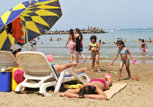 Cezayir- Plaj