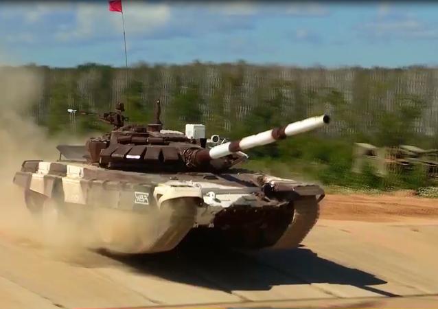 Uluslararası Ordu Oyunları 2017'de Rusya lider konumunda