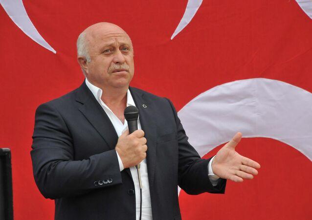 MHP Yalova  İl Başkanı Hasan Topçular