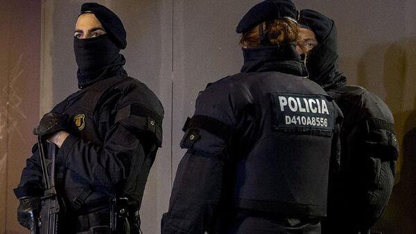 İspanya polisi - Sputnik Türkiye