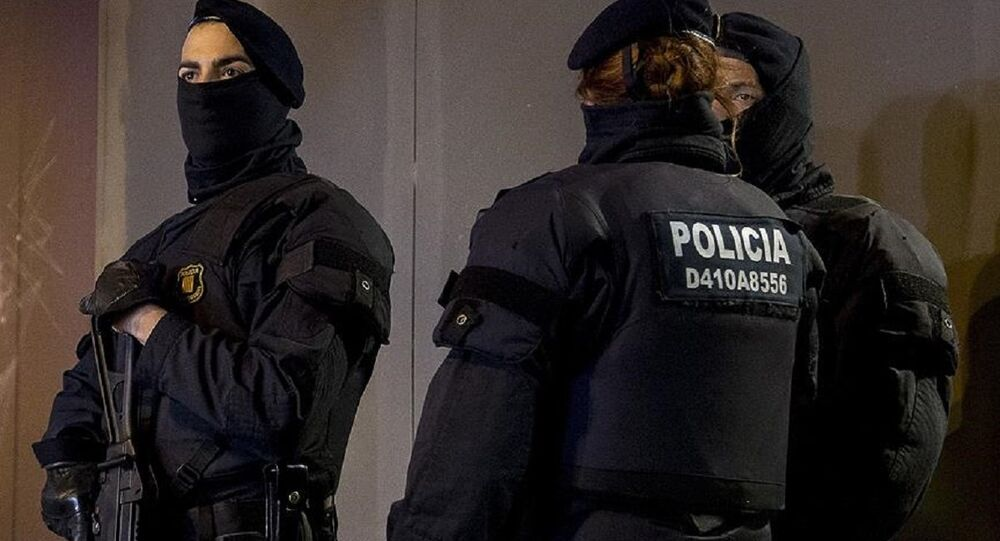 İspanya polisi