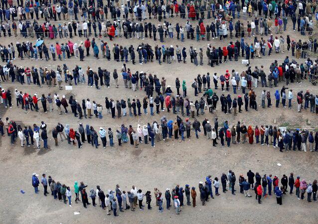 Kenya'da seçim