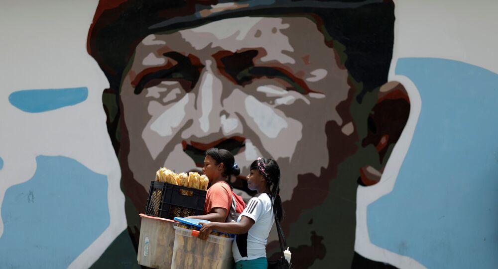 Hugo Chavez-Venezüella