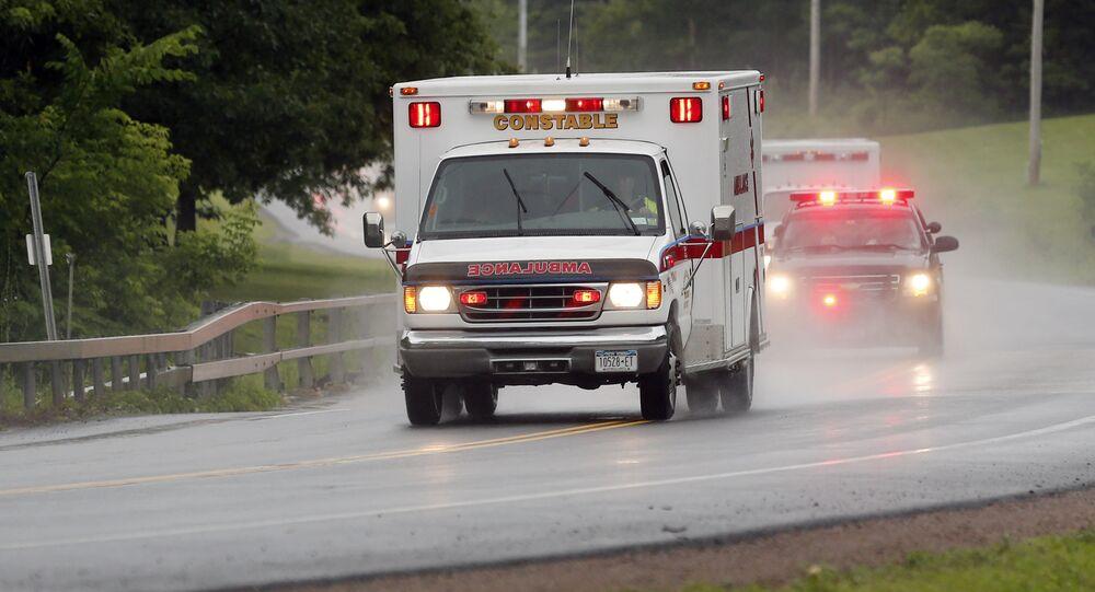 ABD - ambulans
