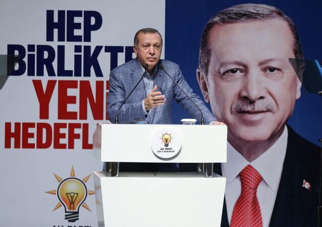 Cumhurbaşkanı Recep Tayyip Erdoğan / AK Parti
