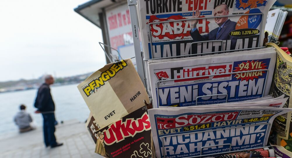 Gazete standı