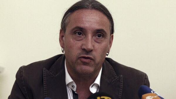 Alexander S. Neu - Sputnik Türkiye