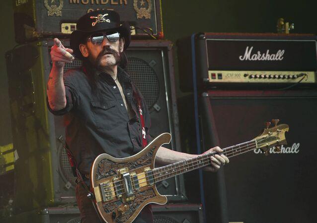 Lemmy Kilmster Motorhead