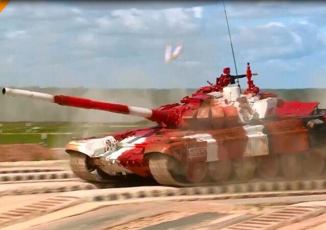 Uluslararası Ordu Oyunları'nın 10. gününden  ilginç görüntüler