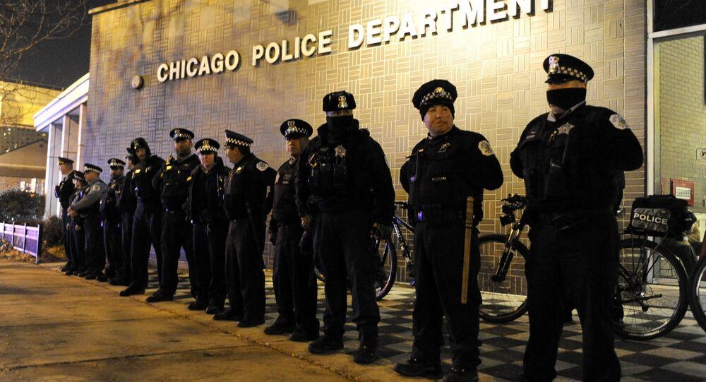 ABD - Chicago - polis