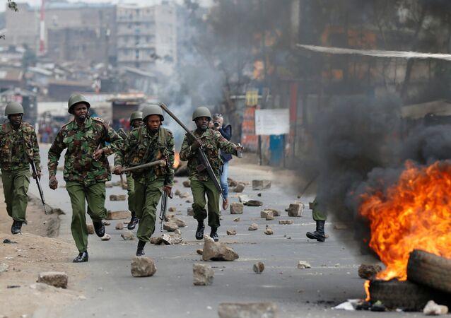 Kenya'da muhalifler seçim sonrası sokağa indi: 3 ölü