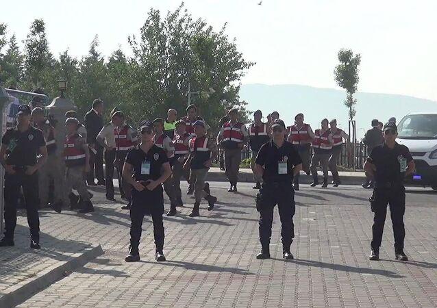 Cumhurbaşkanı Recep Tayyip Erdoğan'a suikast davası