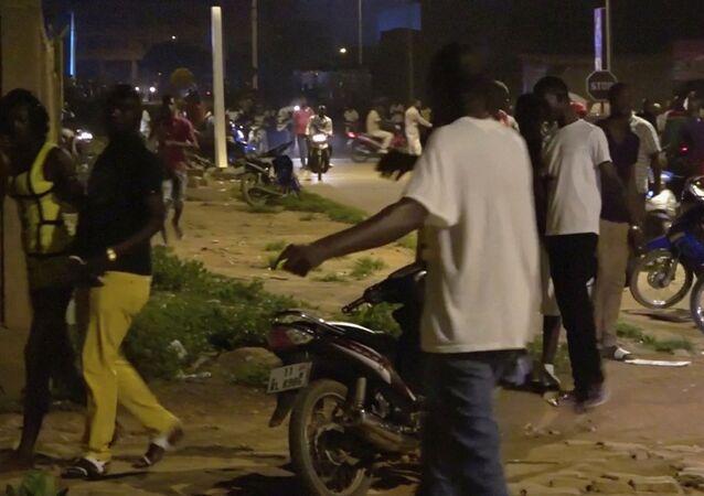 Burkina Faso'da restorana saldırı