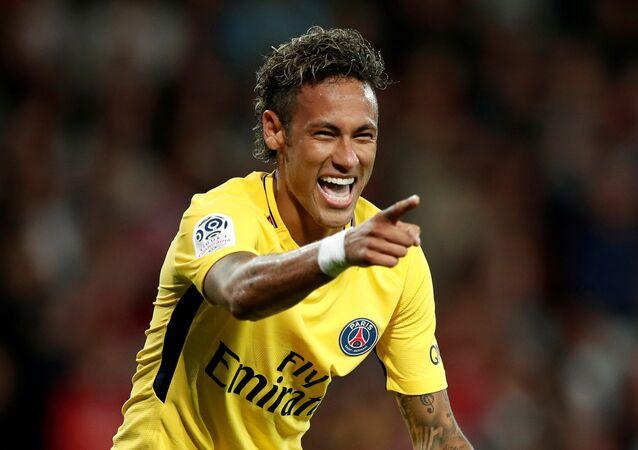Neymar, PSG - Guingamp