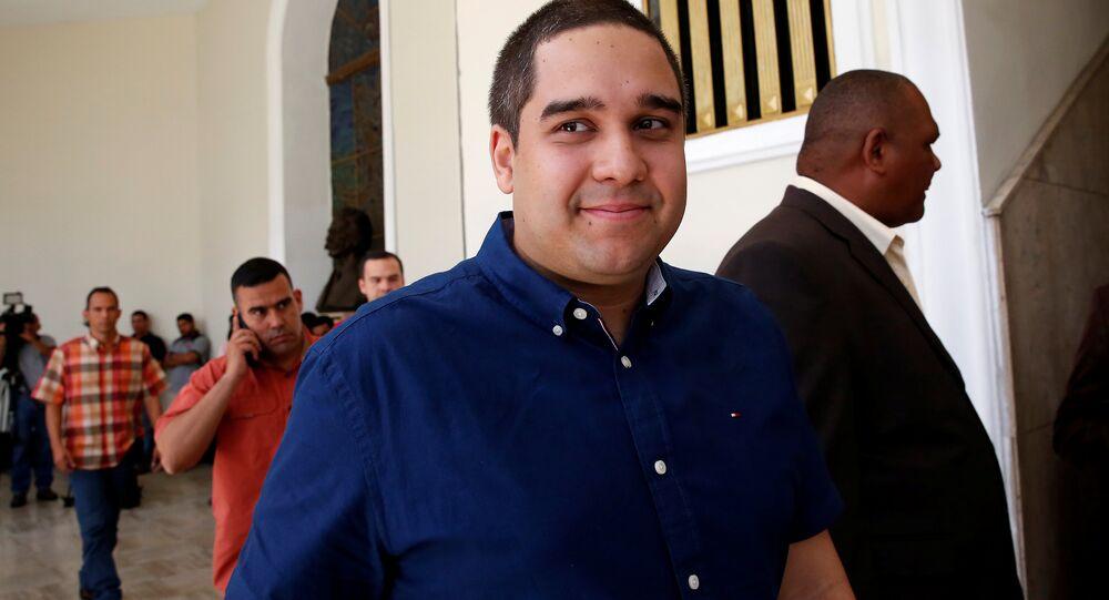 Nicolas Maduro Guerra